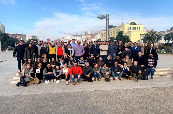 Equipo de Intelligence Partner en Lisboa, Portugal.