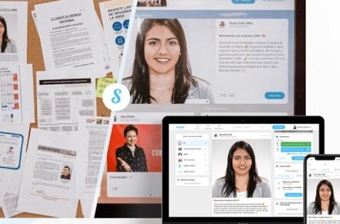 Steeple se presenta en España con su herramienta de comunicación.