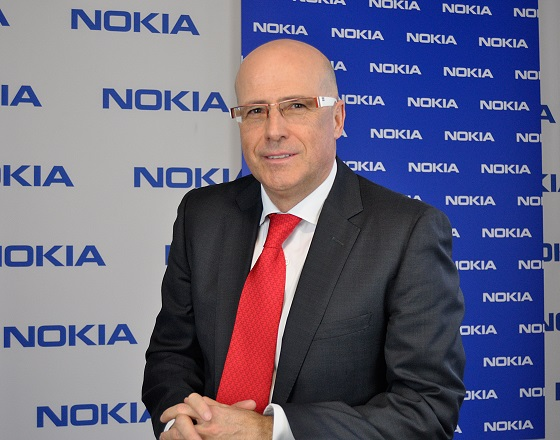 Ignacio Gallego, Country Senior Officer de Nokia España.