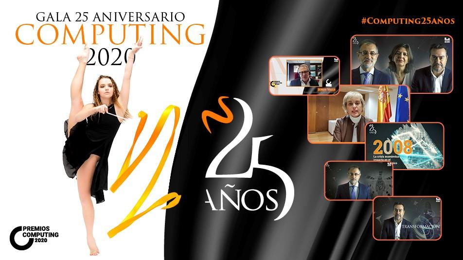 Gala 25 Aniversario Computing