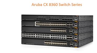 Aruba CX 8360 Switch Series