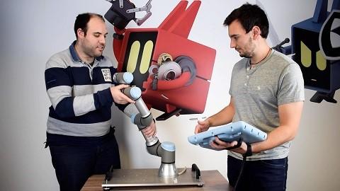 Telefónica firma un acuerdo con Alias Robotics.