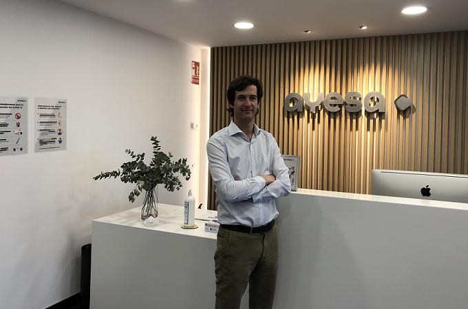 Pedro Sanz, Director General de Transformación Digital en Ayesa