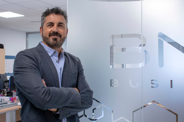 Ismael Baquero, gerente del partner BNT Business.