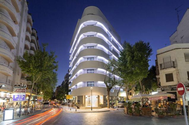 Hotel Lima, en Marbella.