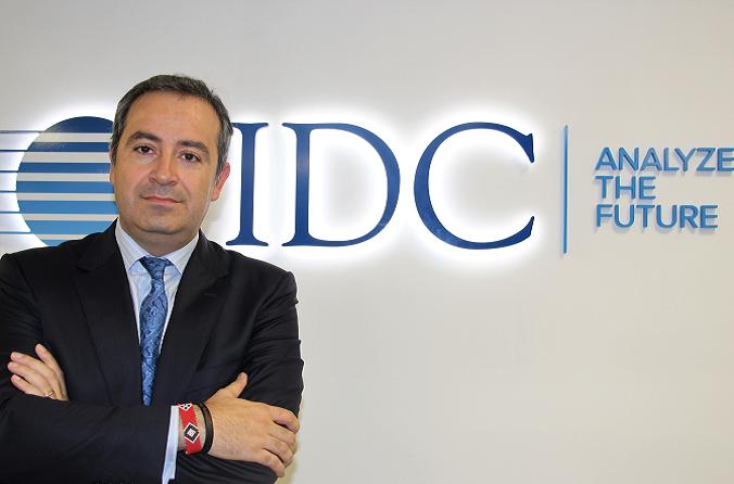 José Antonio Cano, director de análisis y consultoría de IDC.