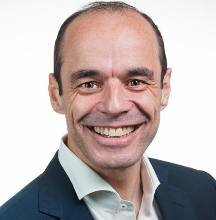 Gonzalo Goñi, Director, Solution Engineering de Salesforce