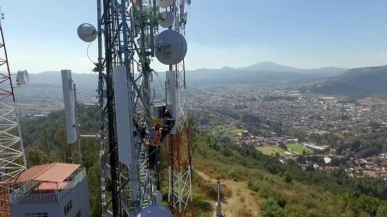 Hispasat aumenta la capacidad de backhaul celular en México.