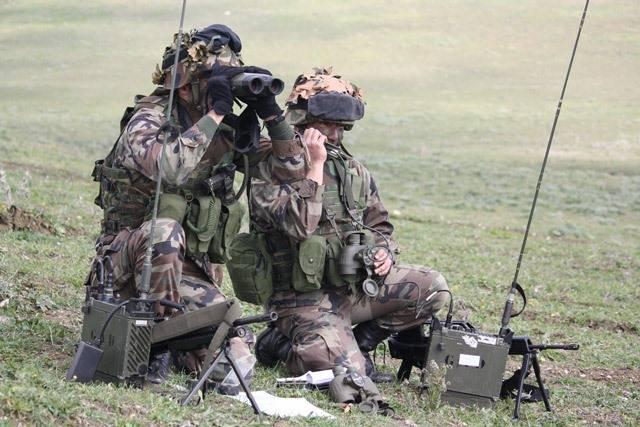 Solución SDR para poner en la punta de lanza a las Fuerzas Armadas Españolas
