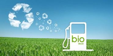 El contenido de biodiesel en el combustible y los estados y escalones de carga