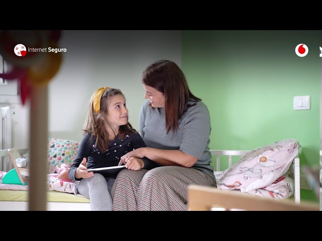 'Internet Seguro', la nueva plataforma para familias de Vodafone.