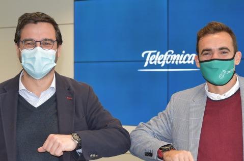 Telefónica Tech y Geprom amplían su colaboración en Industria Conectada.