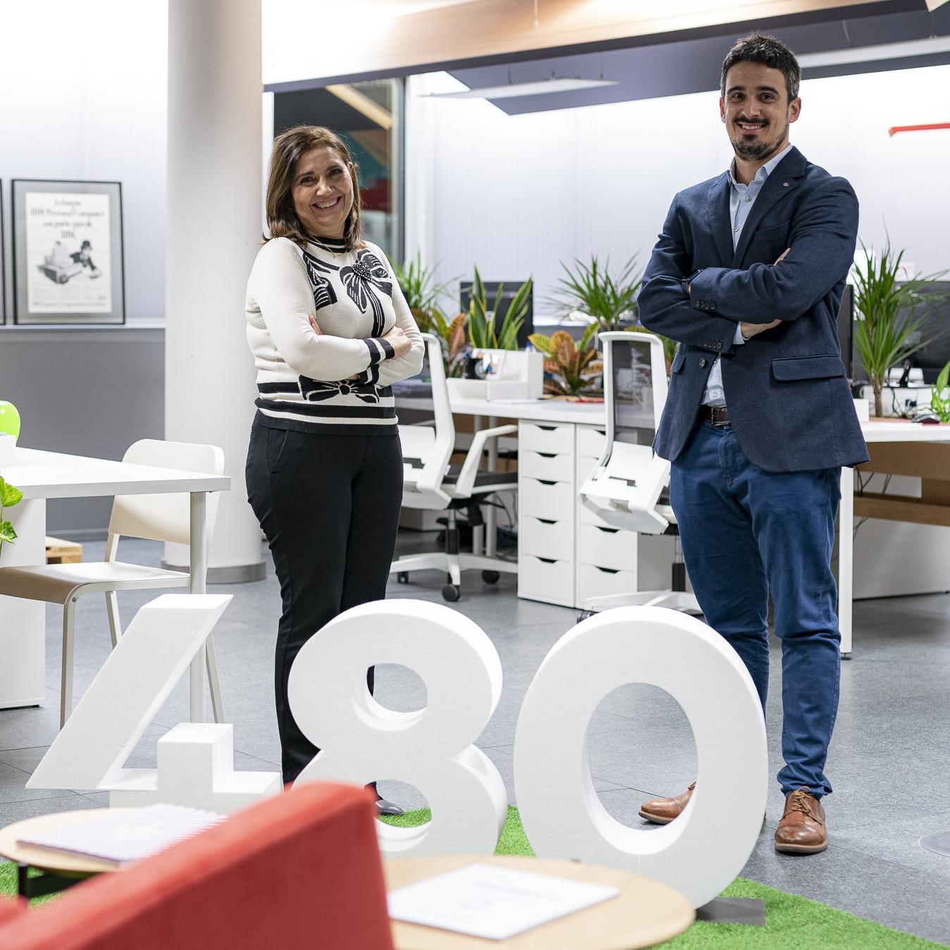 El ISV castellonense Cuatroochenta sigue comprando compañías