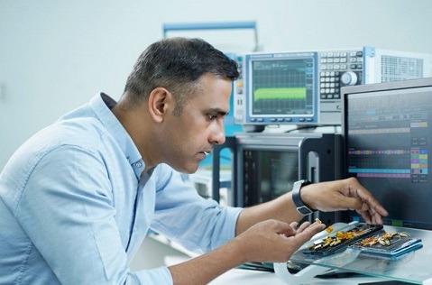 Oppo monta en la India su primer laboratorio de innovación 5G.