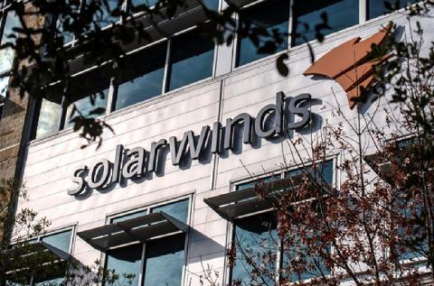 Oficinas centrales de SolarWinds.