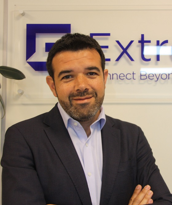 Javier Jiménez, country manager de Extreme Networks.
