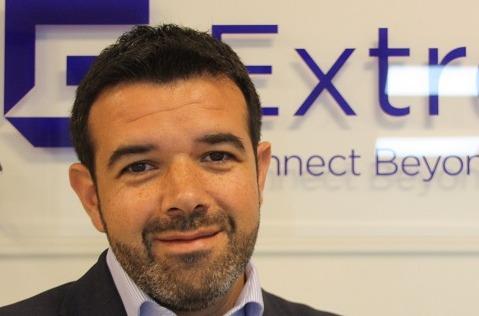 Javier Jiménez, director general de Extreme Networks España.
