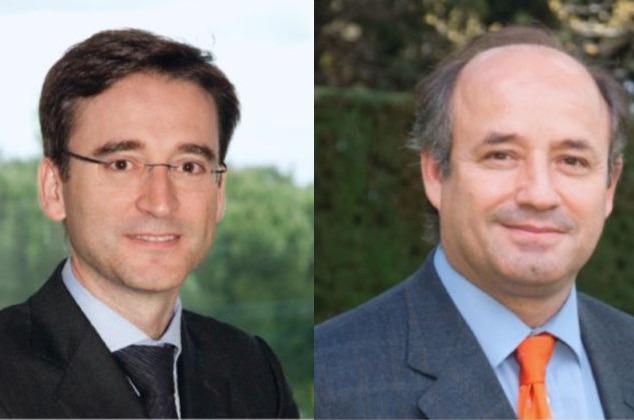 Ignacio Banó y Carlos Esteve, CEO y socio director de Intelligence Partner.