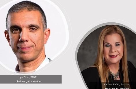 Igal Elbaz y Barbara Baffer, nombramientos de 5G Americas.