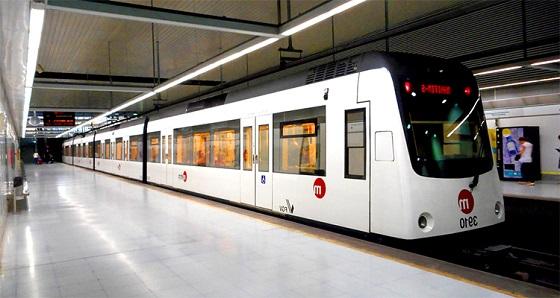 Metrovalencia controla el aforo con 4G.