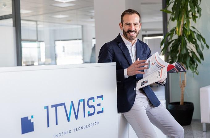 Borja Pérez, CEO de ITWISE.