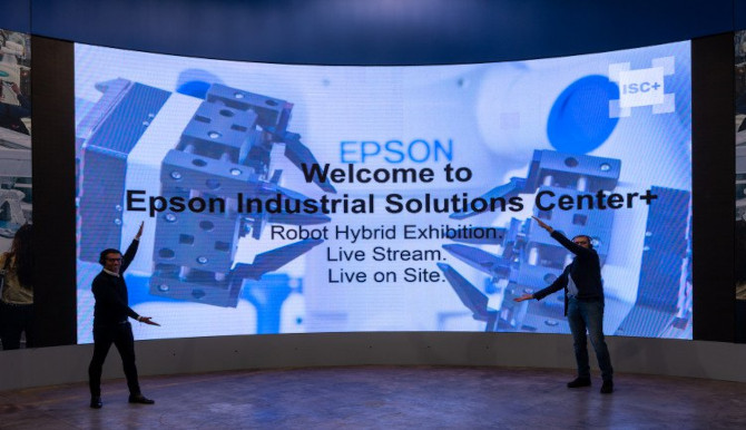 Epson Industrial Solutions Centre