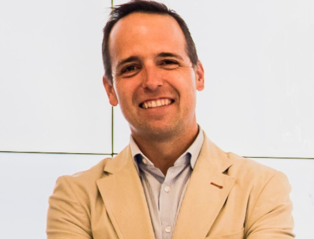 Fernando Martín, de Tech Data.