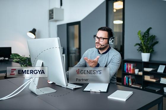 Emergya desarrollará chatbots inteligentes para Genesys Cloud.