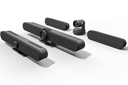 Nuevas herramientas para videoconferencia de Logitech.