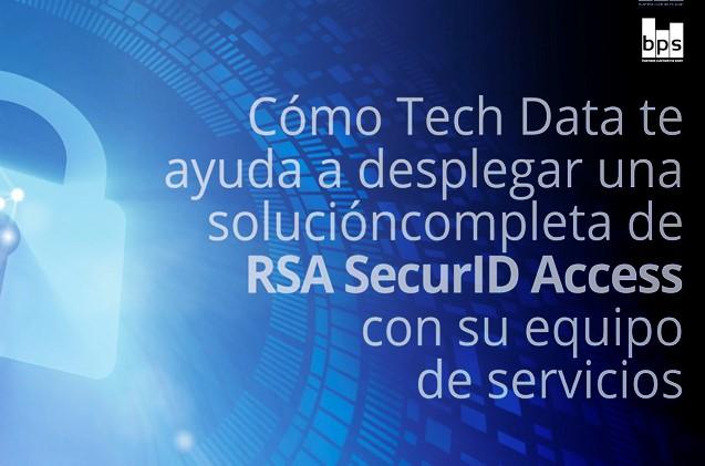 Tutorial para desplegar RSA SecurID Access con ayuda de Tech Data
