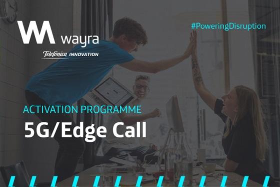 Telefónica brinda su red a las startups para desarrollar servicios 5G y edge computing.