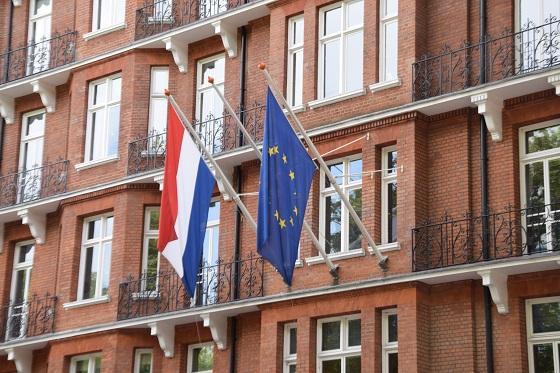 BT conecta a la diplomacia holandesa.
