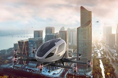 Despega el proyecto europeo AMU-LED: movilidad aérea en smart cities.