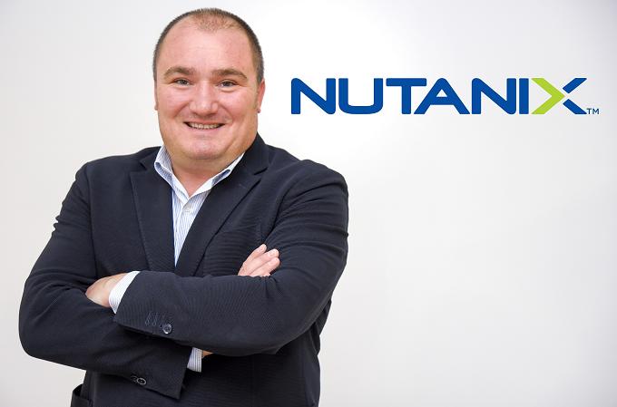 Ivan Menéndez, Nutanix