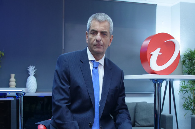 José Battat, director general de Trend Micro Iberia