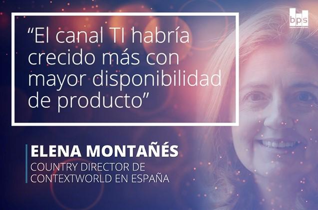 Carátula Elena Montañés