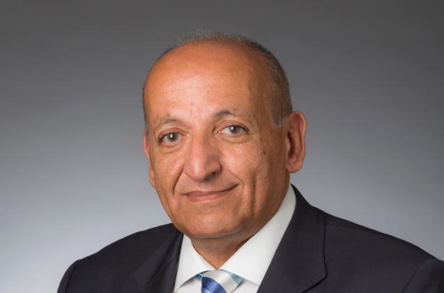 Ali Baghdadi, vicepresidente y director de ciberseguridad de Ingram
