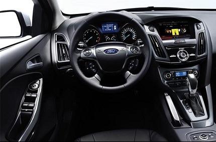 Ford da forma al vehículo conectado con Google Cloud.