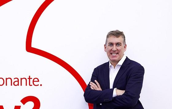 Colman Deegan, CEO de Vodafone España.