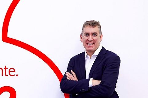 Tímido crecimiento de Vodafone España en su primer trimestre.