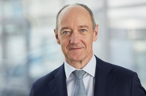 Roland Busch, nuevo CEO y presidente de Siemens AG.