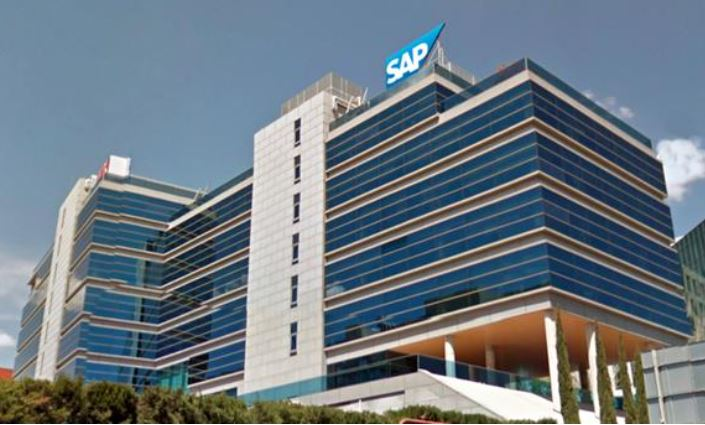 Oficinas de SAP en Madrid.
