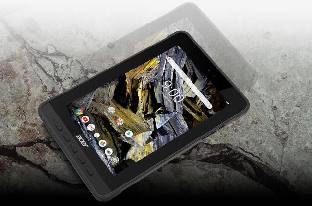 El Enduro T1 de Acer ofrece resistencia de clase militar.