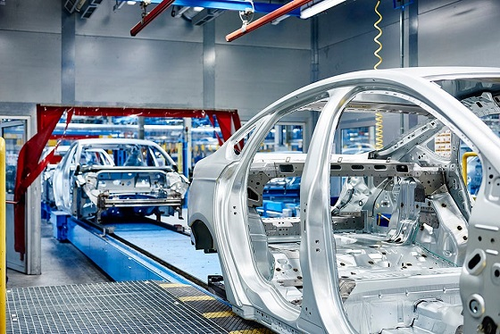 5G-INDUCE: Industria 4.0 en la fábrica de Ford en Valencia.