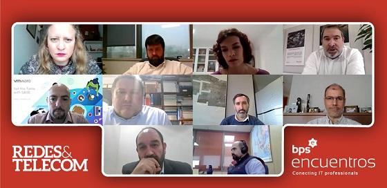 Desayuno virtual de Redes&Telecom sobre SD-WAN.
