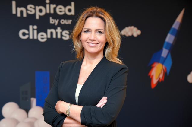Patricia Santoni, CEO de Meta4.