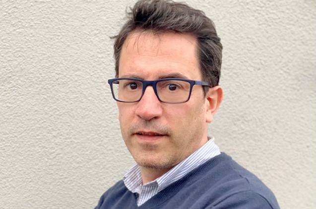 Marc Vergés, socio y director de marketing y compras de Pista Cero