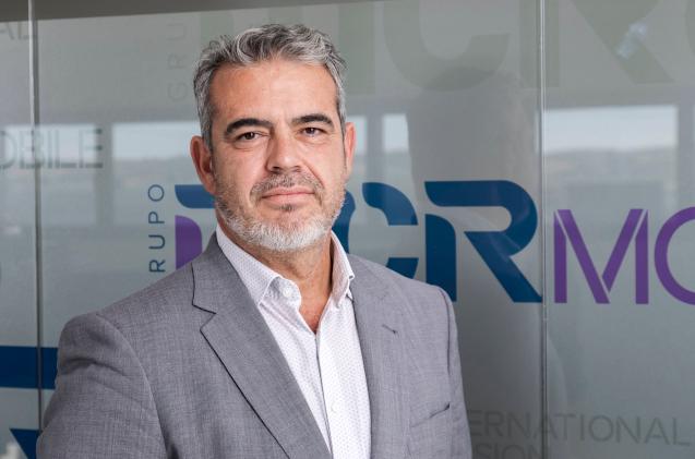 Pedro Quiroga, CEO de MCR