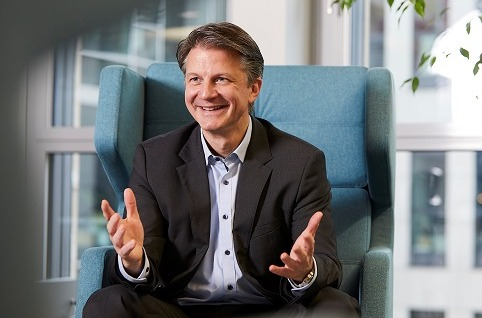 Dr. Klaus von Rottkay, CEO de NFON.