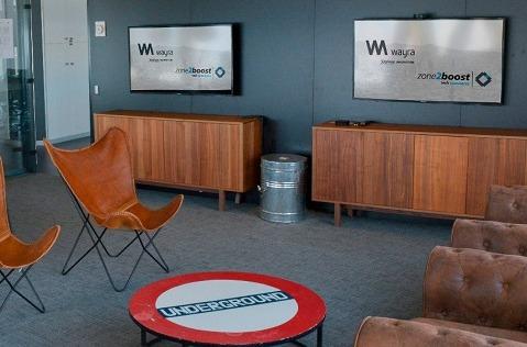 Wayra y Zone2boost colaboran para impulsar la innovación.